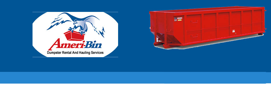 header for Pittsburgh dumpster rental